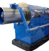 Lindab Steel AB satsade på ny teknik
